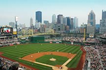 Pittsburgh from PNC Park